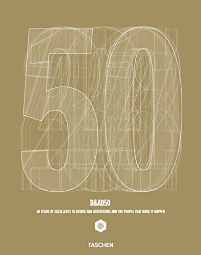 VA- D&AD 50 YEARS par D&AD