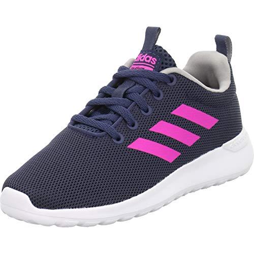 Adidas Lite Racer CLN, Unisex-Kinder Hallenschuhe, Blau (Azul 000), 35 EU - Schuhe Adidas Mädchen