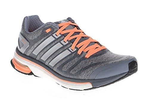 Adidas Adistar Boost W para mujer de los zapatos corrientes de la zapatilla de deporte Formadores Q2  Color Azul Däumling 420021M - Sandalias con Punta Abierta de Cuero Niñas BIRKENSTOCK Sandalias mujer AHw2gwf