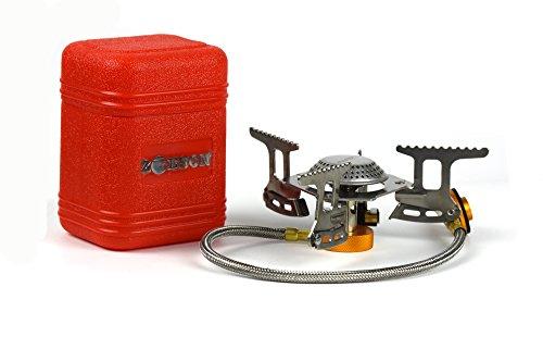 Hornillo de gas zoeson portable en aire libre width=