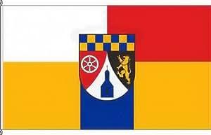 Bannerflagge Seesbach - 150 x 400cm - Flagge und Banner