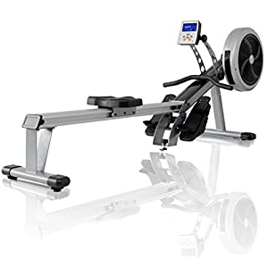 41SoyVAnv1L. SS300  - JTX Freedom Air Rowing Machine: Foldable Superior Rowing Machine. 2 YEAR IN-HOME SERVICE WARRANTY