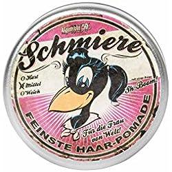 Rumble59 Schmiere für Mädels, Hair Styling Pomade 140ml, mittel für Frauen