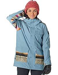 Burton Damen Runestone Jacket Snowboardjacke