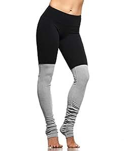 Qutool Women's Yoga Pants Dance Sport Workout Leggings