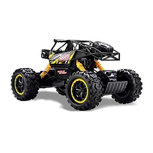 RC Auto kaufen Crawler Bild 2: Ferngesteuertes Autos,RC Auto Rock Crawler,1:18 Ferngesteuertes Monstertruck,4WD Elektrisches Offroad Fahrzeug (Blau)*