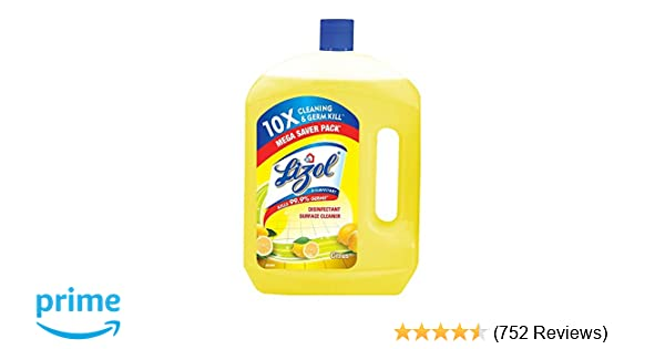 Floor Cleaner Finail