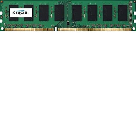 Crucial CT51264BD186DJ 4 GB Single Ranked 1866 MT/s Desktop