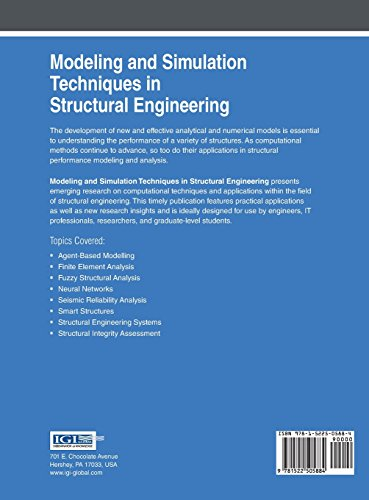 Modeling and Simulation Techniques in Structural Engineering (Advances in Civil and Industrial Engineering)