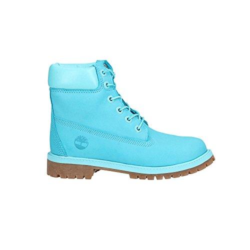 Timberland 6 In Premium Wp Boot Scuba Blue 38 EU  5 5 US   5 UK   Kids