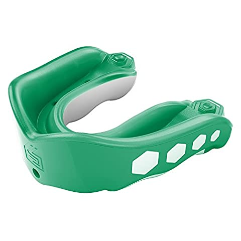 Shock Doctor Kid's Flavour Fusion Gel Max Mint Mouth Guard