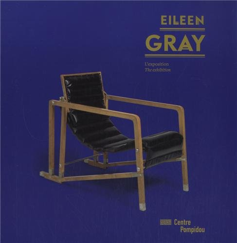 Eileen Gray | album de l'exposition | français/anglais