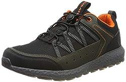 bugatti Herren 341589095000 Sneaker, Grau, 45 EU