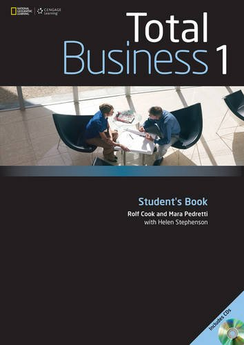Total business. Student's book. Con CD Audio. Per le Scuole superiori: 1