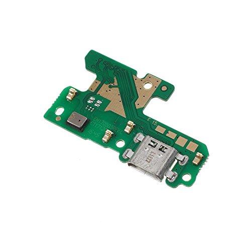 Oem-platine (bagmaxx Huawei P8 Lite (2017) Dock Connector Flex Kabel Mikrofon Part Micro USB Buchse Lade Anschluss Platine)