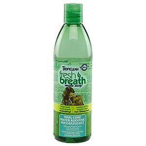 Tropiclean Solution Nettoyante pour l'Eau de Boisson pour Chien 473 ml