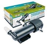 All Pond Solutions, sterilizzatore a Luce UV, Filtro chiarificatore, 7W