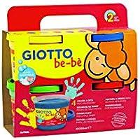 Giotto Be-Bè 467200 - Pintura A Dedos, Multicolor
