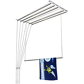 Homwell UV Protected Nylon Ropes and Spares for Individual Drop-Down Rise N Dry Deluxe Ceiling Cloth Dryer Model