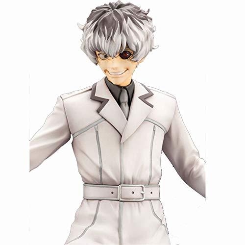 JIANPING Spielzeug Modell Anime Charakter Tokyo Ghoul Ornamente Souvenir/Sammlerstücke/Kunsthandwerk/Geschenke Jin Muyan 22cm ()