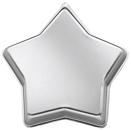Wilton 2105-2512 - Molde para hornear en forma de estrella