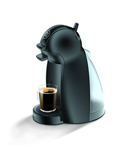 Krups Dolce Gusto Piccolo - Cafetera, 1500 W, color negro mate
