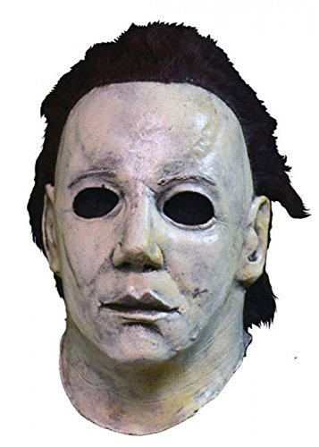 Deluxe Halloween 6 Michael Myers (Michael Deluxe Myers Maske)