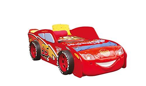 Autobett Kinderbett Cars Lightning McQueen Bett Bett Kinder Disney Auto-bett Disney