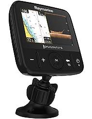Raymarine E70293-NAG Dragonfly 5Pro Fischfinder Bildschirm mit CHIRP Down Vision Sonar (12,7 cm (5 Zoll), WiFi, GPS, North American Navionics, Kartografie)