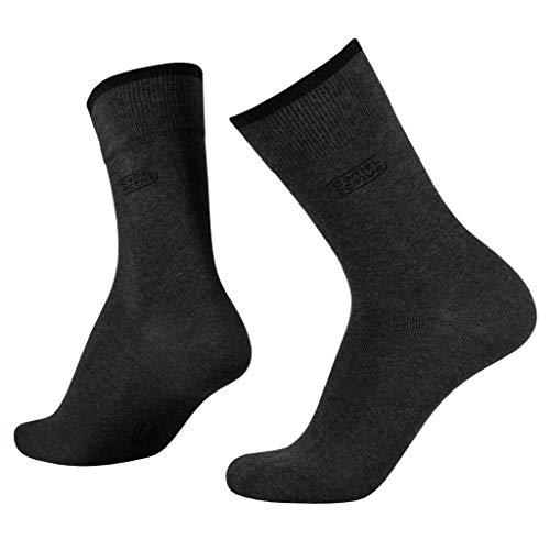 Camel Basic Socken im 3er Pack (Black, 39/42)