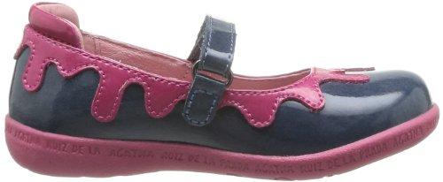 Agatha Ruiz de la Prada Ambre, Chaussures basses fille Bleu (A Azul Charol)