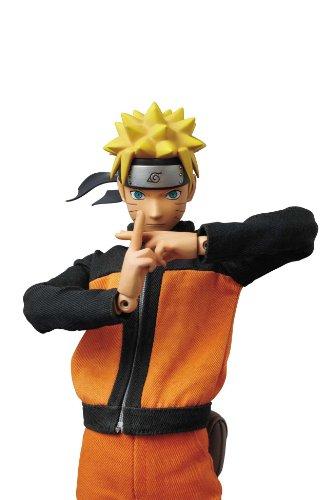 Naruto Shippuden Medicom Project BM Action Figure Naruto (japan import) 5