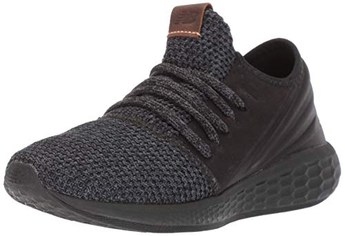 New Balance Damen Fresh Foam Cruz V2 Deconstructed Laufschuhe, Schwarz (Black/Magnet/Nimbus Cloud Lb2), 40 EU