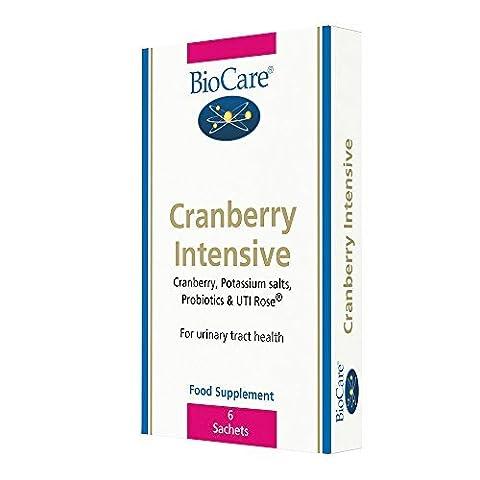 BioCare Cranberry Intensive 6