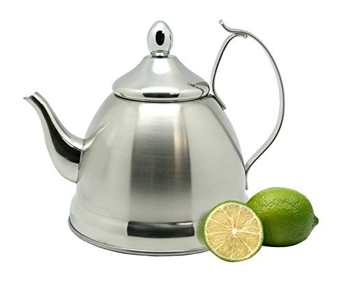 Creative Home Nobili Tee Edelstahl Tee Wasserkocher, Edelstahl von Creative Home