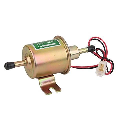 Pompe à essence Carburant électrique Gaz Basse Pression 12V HEP02A - Linea Distributore
