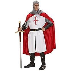 WIDMANN Widman - Disfraz de caballero medieval para hombre, talla L (44493)