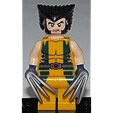 LEGOå¨ Super Heroes: Wolverine Minifigure