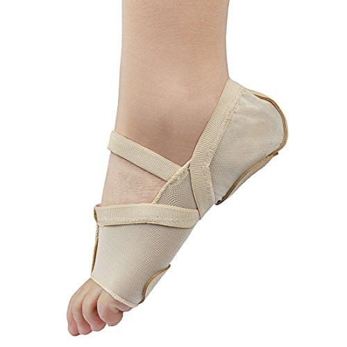 Andux 1 Paire de Tapis de Coussins de l'Avant-pied Protecteurs pour Pied Ballet JZD-01