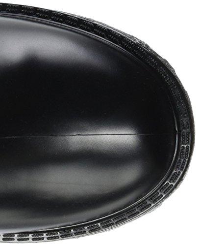Hilfiger Denim A1385nnalina 1r, Stivali da Motociclista Donna Nero (Black)