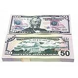 Formulaone 10 Teile/Satz Spezielle Amerikanische Goldfolie Dollar Banknote Gefälschte Geld Kunst Handwerk Hoch Sammlung Kunst Bastelbedarf-Gold
