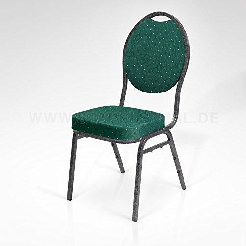 12 Set Stapelstuhl Stapelstühle Bankettstühle bankettstuhl stapelbar Konferenzstuhl Seminarstühle...