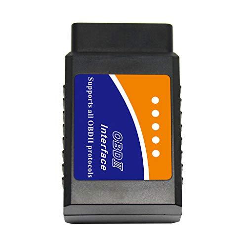 Preisvergleich Produktbild V03H2 OBDII Scanner Bluetooth Codeleser HM Diagnosegerät WiFi,  OBDII ELM327 Auto Diagnosegerät,  OBD II Auto Diagnosegerät Für Alle Fahrzeuge,  Auto Diagnose OBD2 Stecker für IOS,  Android,  Windows