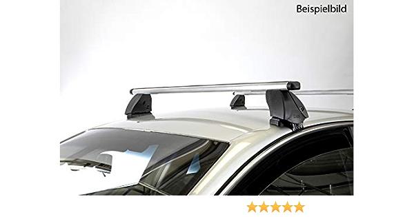 Vdp Dachträger K1 Pro Aluminium Kompatibel Mit Seat Leon Iii 5f 5türer Ab 13 Auto