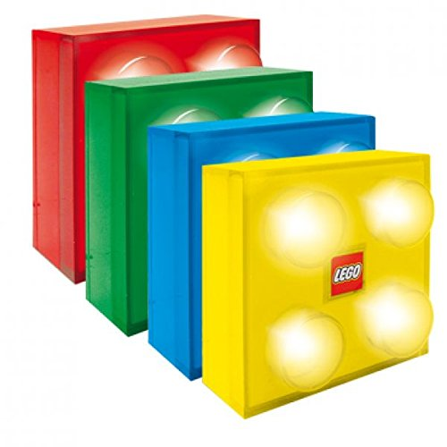 LEGO Pared de ladrillo lámpara