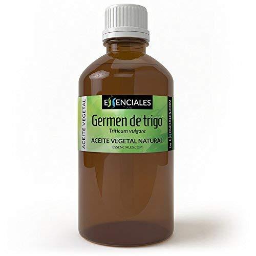Germen trigo - Aceite vegetal - 100% Natural - 100