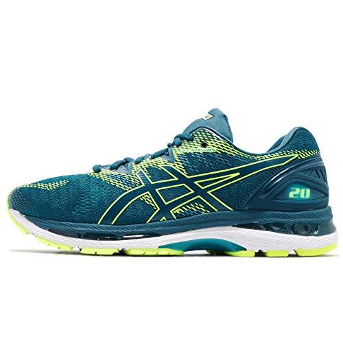 Asics Gel-Nimbus 20 Hombre Running Trainers T800N Sneakers Zapatos (UK 7.5 US 8.5 EU 42