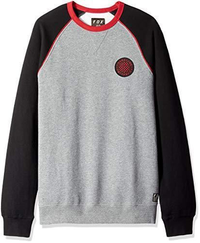 Fox Herren Sweater Chu Crew Sweater Racing Crew Fleece Sweatshirt