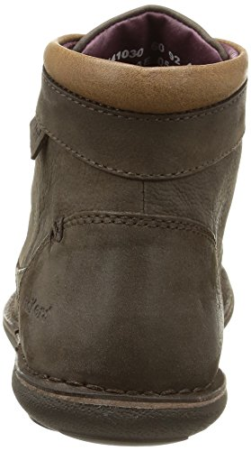 Kickers Swiforrys, Boots homme Marron (Marron Foncé)