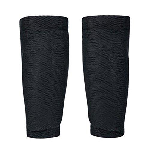 Manches de Jambe pour la Course TOPmountain Shin Guards-Compression Sleeve Leg Aide Shint Splints